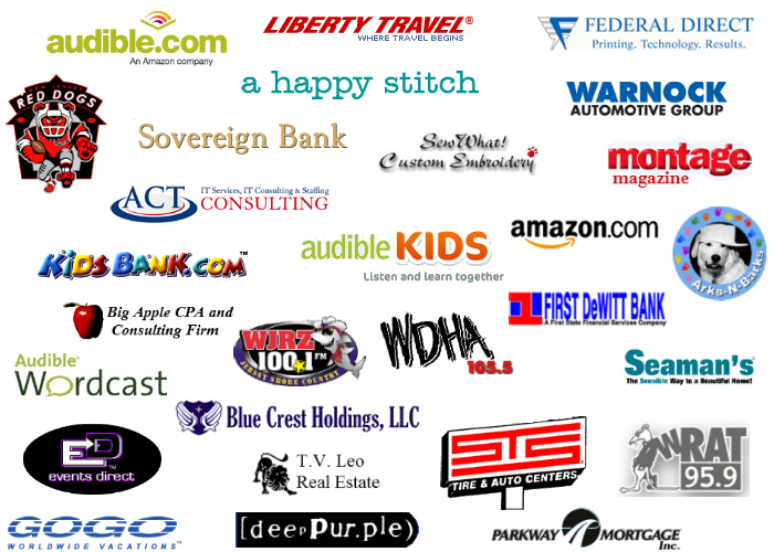 past and current customer logos